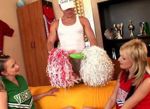 Cheerleader dildo