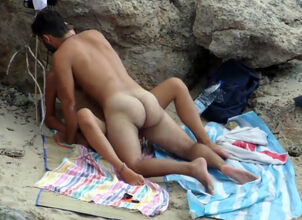 Teens on nude beaches